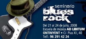 Seminario de Blues Rock