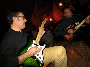 Fernando (Vanz 0004) y Pep (Vanz 0003)