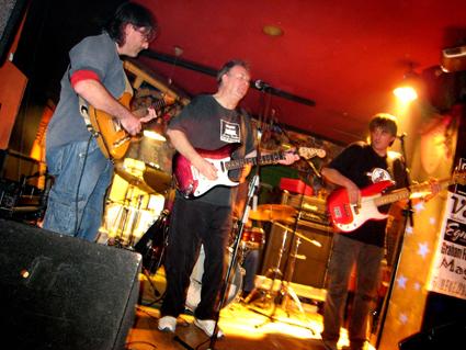 Graham Foster Trio y Rafa