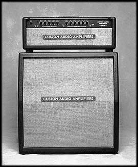 Custom Audio Amplifiers OD100