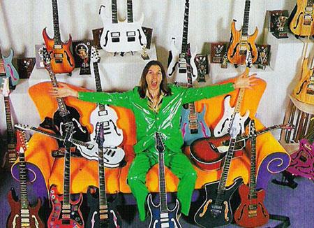 Paul y su colección