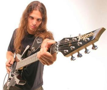 Grandes guitarristas del metal