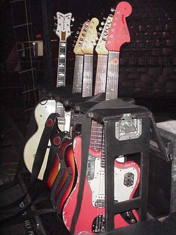 Set guitarras