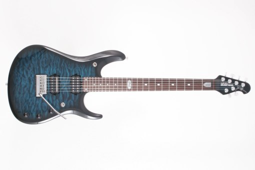 Ernie Ball/Music Man John Petrucci blue