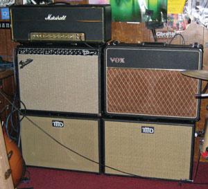 Marshall, Vox, TAD...