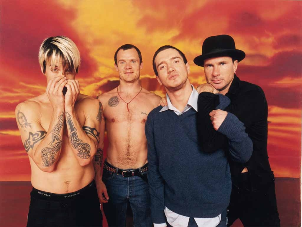 Red Hot Chili Peppers Members