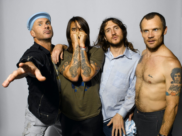 red hot chilli peppers - photo #9