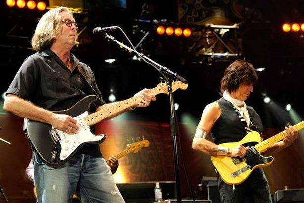 Eric Clapton anuncia el 2013 US Tour y el 4th Crossroads Guitar ...
