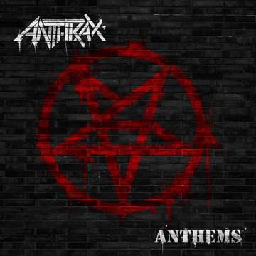 Portada del nuevo EP Anthems
