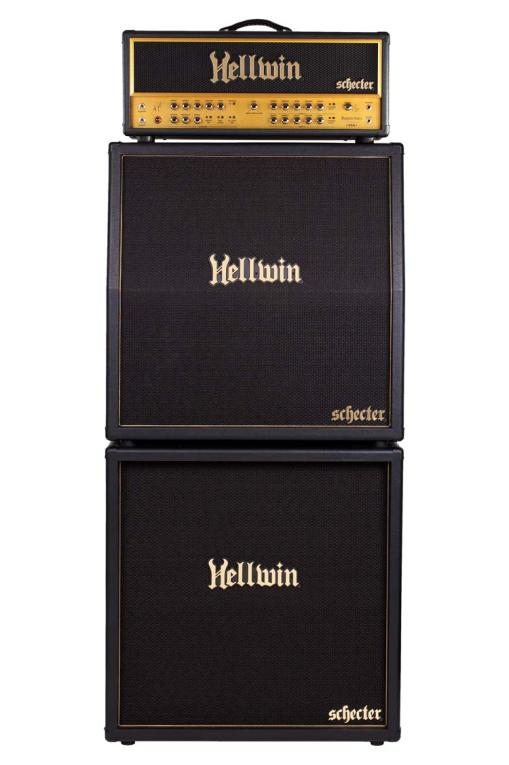 Schecter Hellwin ful stack