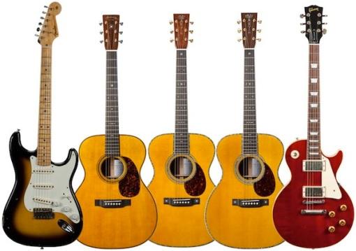 Los 5 modelos...