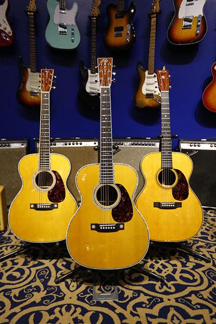 La Martin Eric Clapton Crossroads Signature basada en el modelo 000 de 4 trastes y con las especificaciones de Clapton
