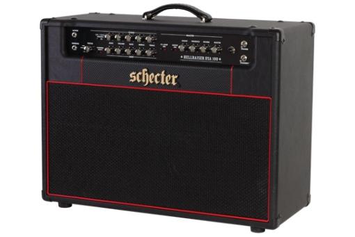 Schecter Hellraiser USA 100 Combo