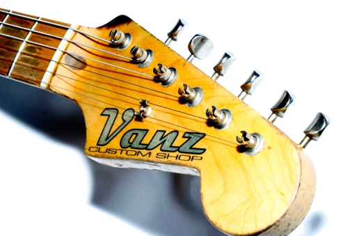 Vanz ST(R) Custom 0027 Sergio Guzmán