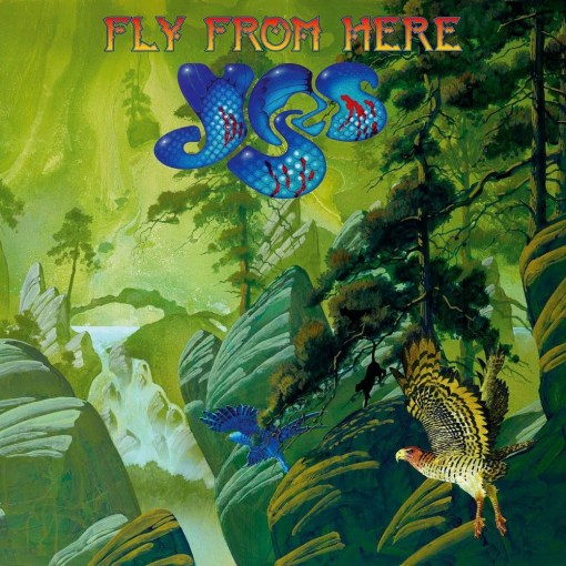 """Fly from here"", el álbum de Yes de 2011"