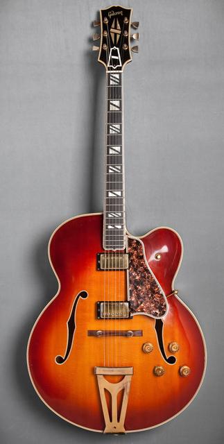 Gibson Super 400 1958 Albert Lee