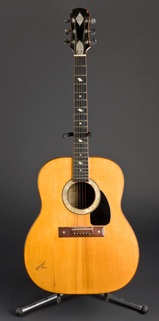 Zemaitis Acoustic 1974 de Mike Oldfield