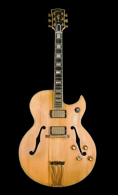 Gibson Byrdland de Ted Nugent