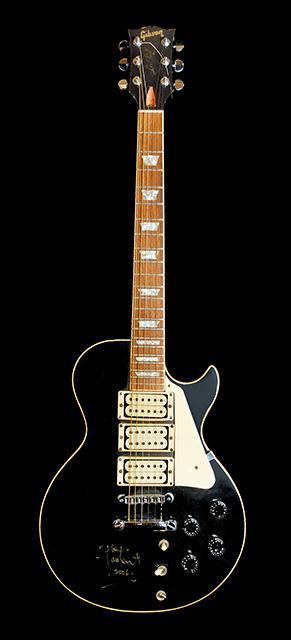 Gibson Les Paul custom de Pete Townshend