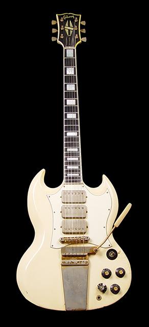 Gibson SG '67 de Jimi Hendrix