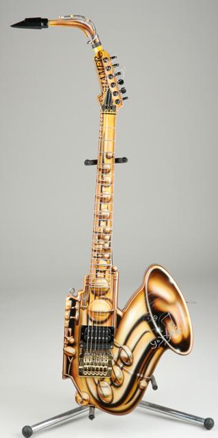 Hamer (guitarra-sintetizador) de Rick Nielsen