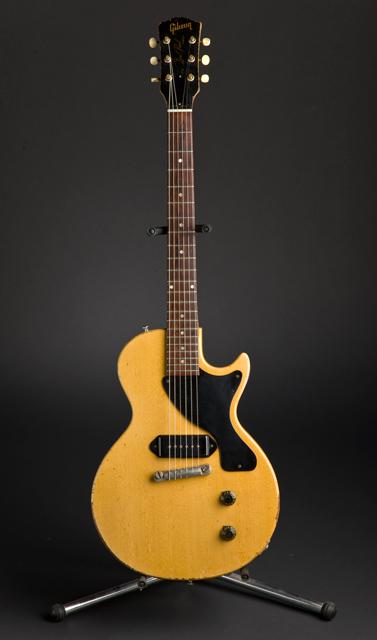 Gibson Les Paul TV Jr 1957 de Paul Kossoff