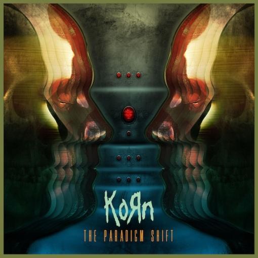 Portada del nuevo trabajo de Korn
