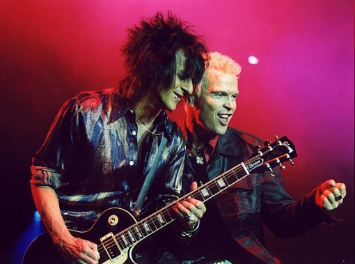 Steve Stevens y Billy Idol
