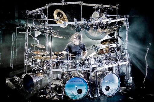 Mike Mangini, batería de Dream Theater