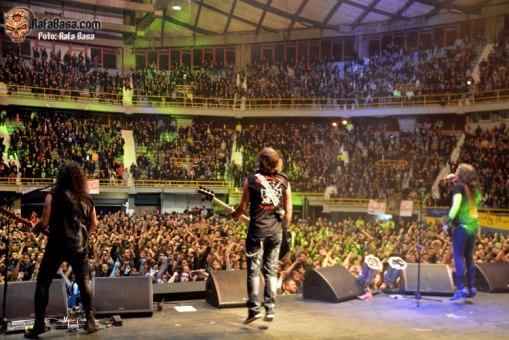 Mago de Oz Fest, Bogotá, Colombia