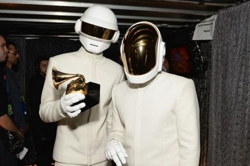 Daft Punk, álbum del año