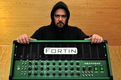 Carl Roa y su Fortin