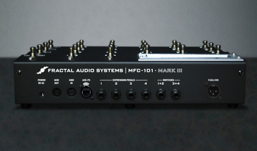 mfc-101-midi-foot-controller-rear