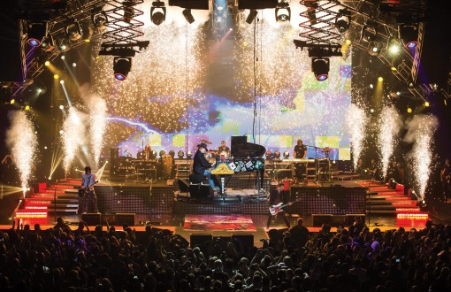 Guns N'Roses Appetite for Democracy Live in Las Vegas