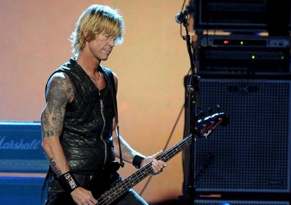 Duff McKagan (Guns'n'Roses)