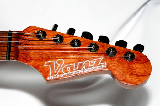 Vanz Custom Shop!