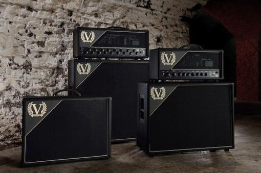 Diversos modelos de Victory Amplifiers