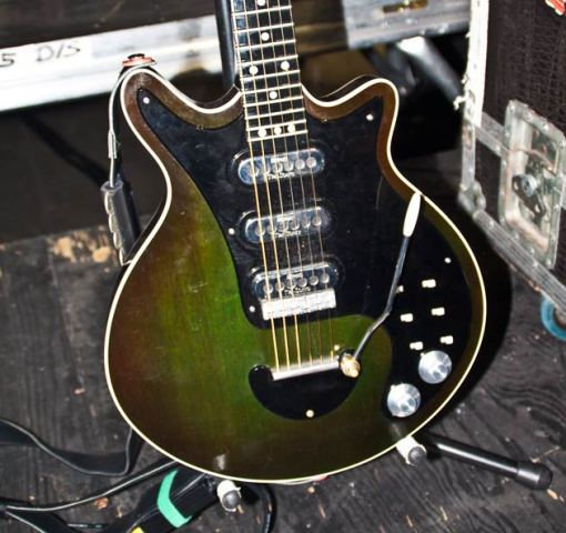 Red Special Green