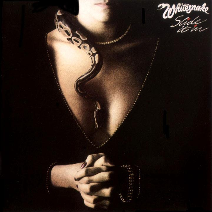 Whitesnake - Slide It In (Front)