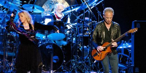 Fleetwood Mac Live in San Jose