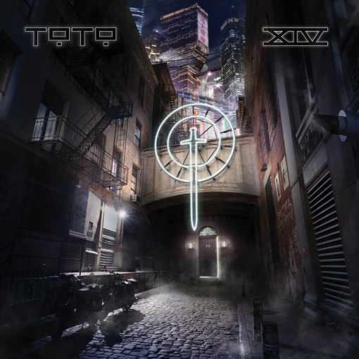 Toto XIV, portada