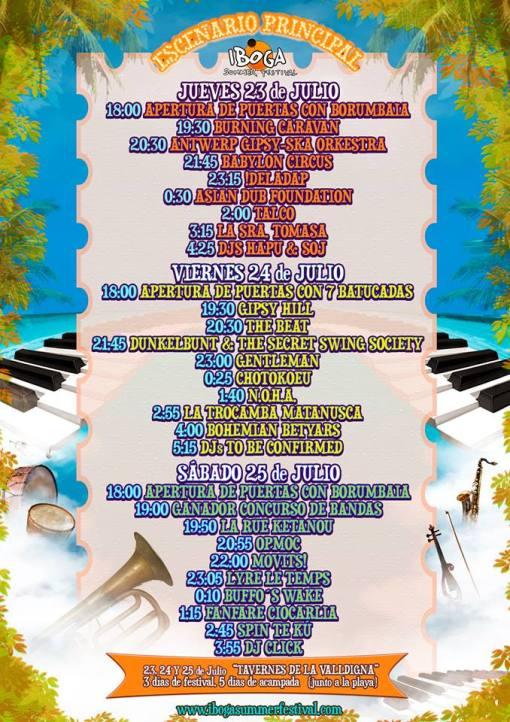 horarios-lineup-iboga-summer-2015festival-2015-escenario-principal