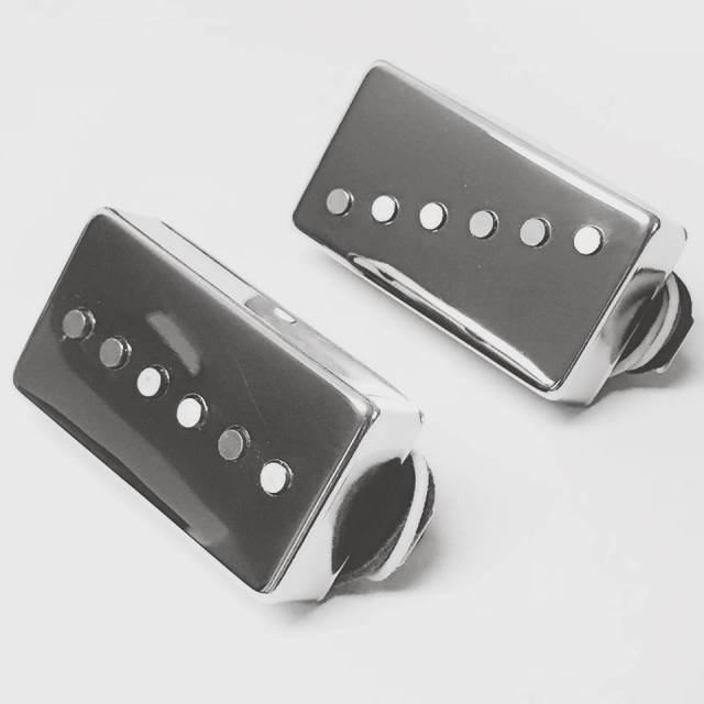 Humbucker size single coils