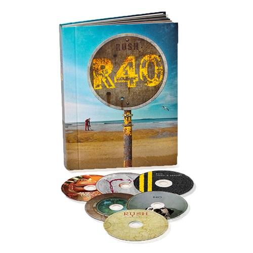 Rush R40 Blu-Ray
