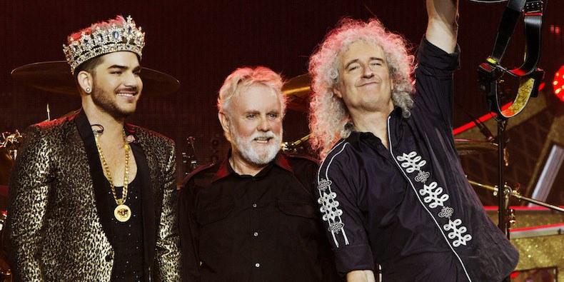 Queen & Adam Lambert |