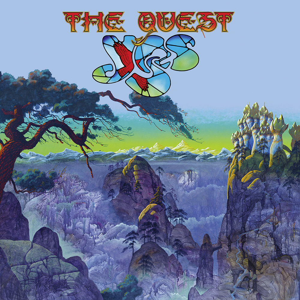"""Stratosferia: Yes """"The Quest"""""""